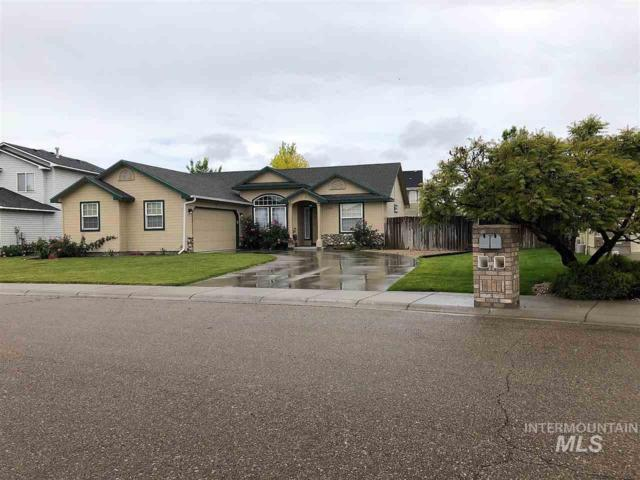 1202 W Falcon Ave, Nampa, ID 83651 (MLS #98730423) :: Juniper Realty Group