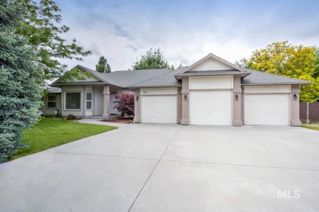 785 Clifford Drive, Emmett, ID 83617 (MLS #98730433) :: Boise River Realty