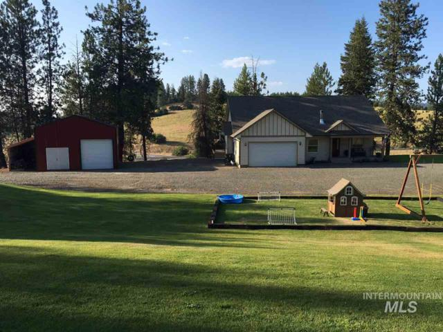 1310 Old Highway 8, Deary, ID 83823 (MLS #98730452) :: Idahome and Land
