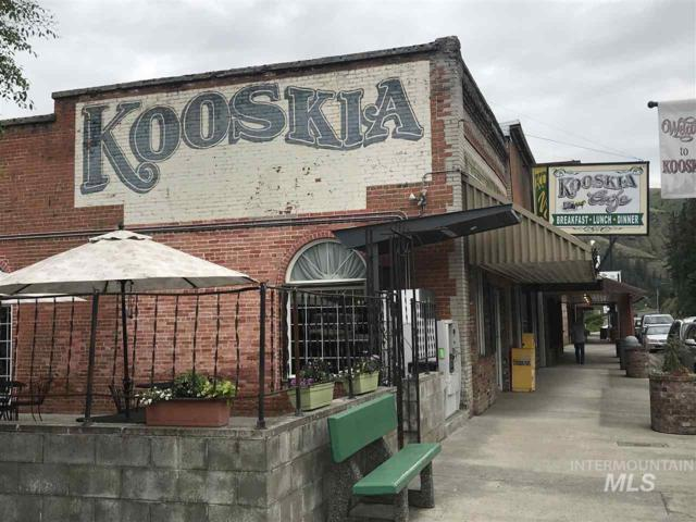 6 N Main Street, Kooskia, ID 83539 (MLS #98730465) :: Adam Alexander