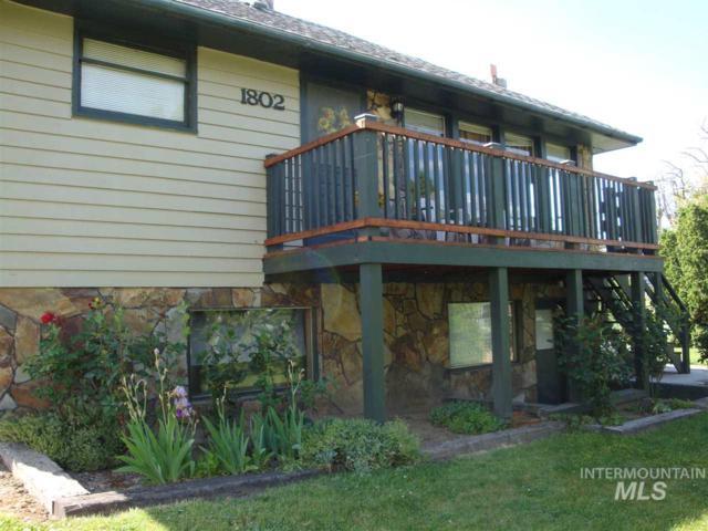 1802 Hillyard Drive, Clarkston, WA 99403 (MLS #98730474) :: Epic Realty