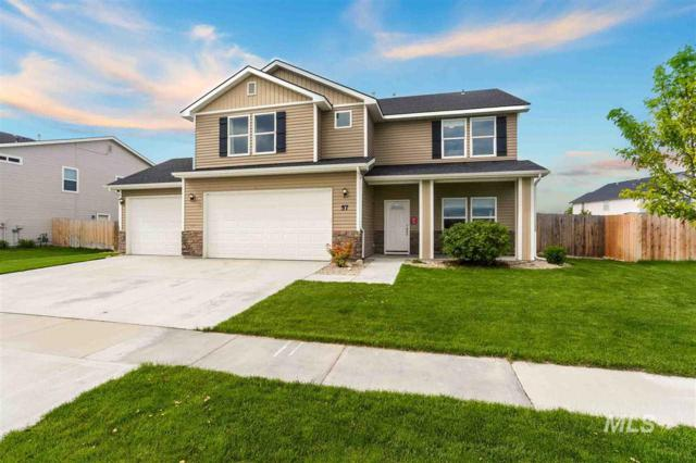 57 N Zion Park Dr, Nampa, ID 83651 (MLS #98730559) :: Juniper Realty Group