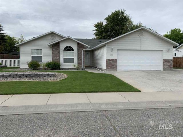 1850 Targhee, Twin Falls, ID 83301 (MLS #98730561) :: Idahome and Land