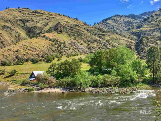 1175 Big Salmon River Road, Riggins, ID 83549 (MLS #98730674) :: Boise River Realty