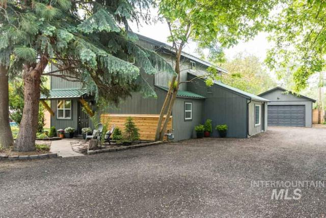 3619 W Sunset, Boise, ID 83703 (MLS #98730693) :: Idahome and Land