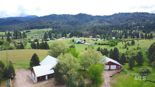 20 E Beck Rd., Garden Valley, ID 83622 (MLS #98730714) :: New View Team