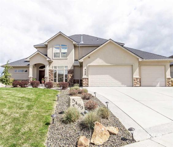 5499 N Quail Summit Pl, Boise, ID 83703 (MLS #98730727) :: Boise River Realty