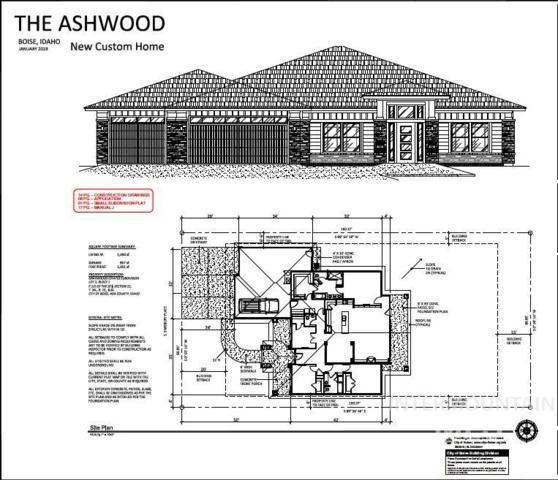 2682 S Simsbury Place, Boise, ID 83709 (MLS #98730749) :: Jon Gosche Real Estate, LLC