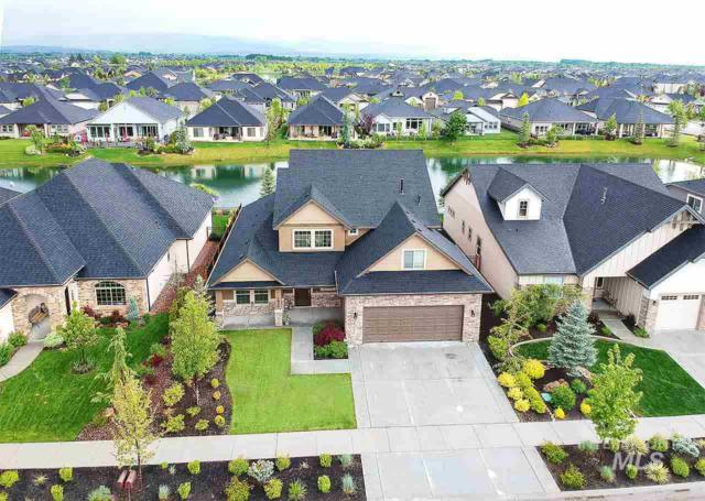1430 N Willowick Avenue, Eagle, ID 83616 (MLS #98730791) :: New View Team