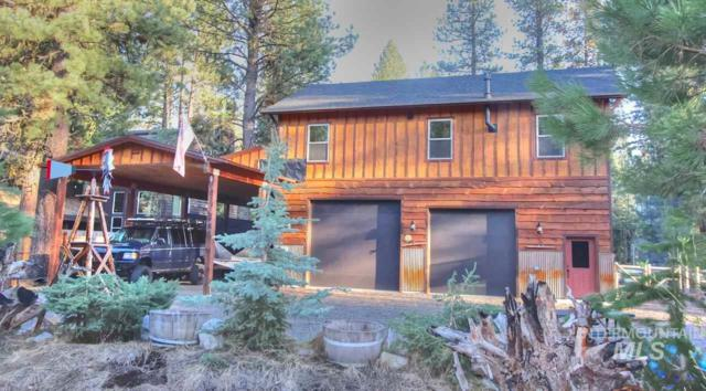 928 Strawberry Lane, Mccall, ID 83638 (MLS #98730848) :: Idahome and Land