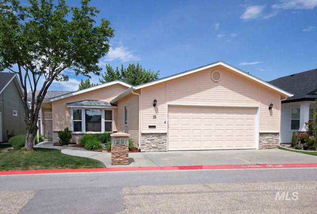 421 S Curtis Road #15, Boise, ID 83705 (MLS #98730854) :: Alves Family Realty
