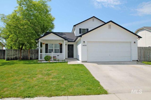 1455 W Wheat St., Kuna, ID 83634 (MLS #98730865) :: Boise River Realty