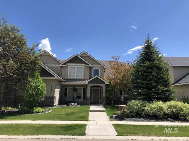 2007 W Rock Creek Dr, Nampa, ID 83687 (MLS #98730895) :: Epic Realty
