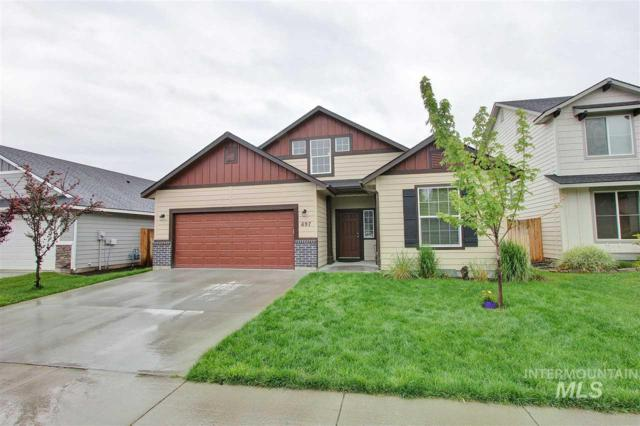 697 N Keagan Way, Meridian, ID 83642 (MLS #98730916) :: New View Team