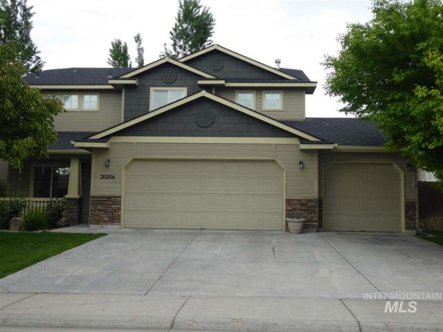 20206 Mather Avenue, Caldwell, ID 83605 (MLS #98730924) :: New View Team
