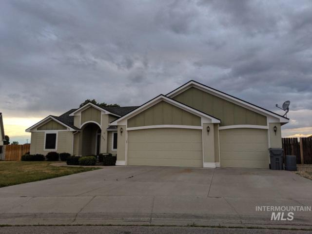 445 Greystone, Mountain Home, ID 83647 (MLS #98730928) :: New View Team
