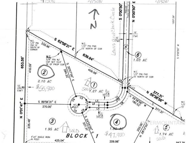 404 Lewis And Clark Circle, Buhl, ID 83316 (MLS #98730963) :: Adam Alexander