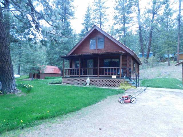 610 E Green Creek Rd, Pine, ID 83647 (MLS #98730969) :: New View Team