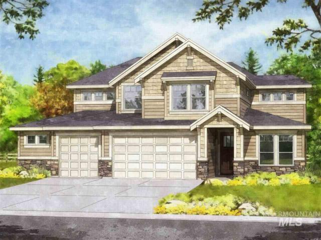 3833 N Ladle Rapids St, Meridian, ID 83646 (MLS #98730978) :: New View Team