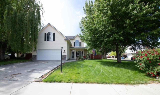2910 E Castleberg Loop, Nampa, ID 83686 (MLS #98730986) :: Boise River Realty