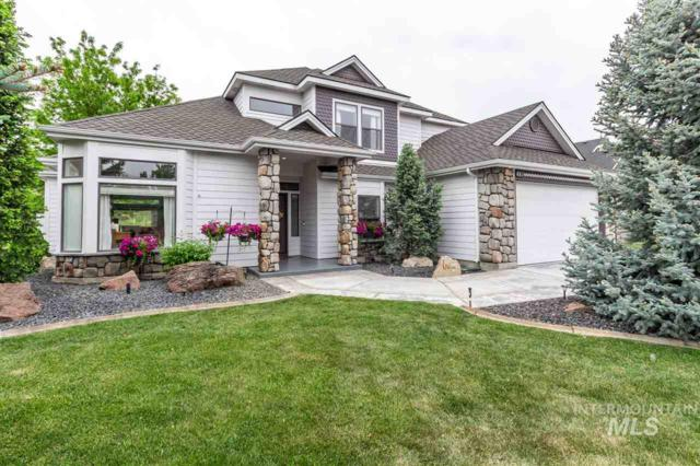 483 W Oakhampton Dr, Eagle, ID 83616 (MLS #98731000) :: Alves Family Realty