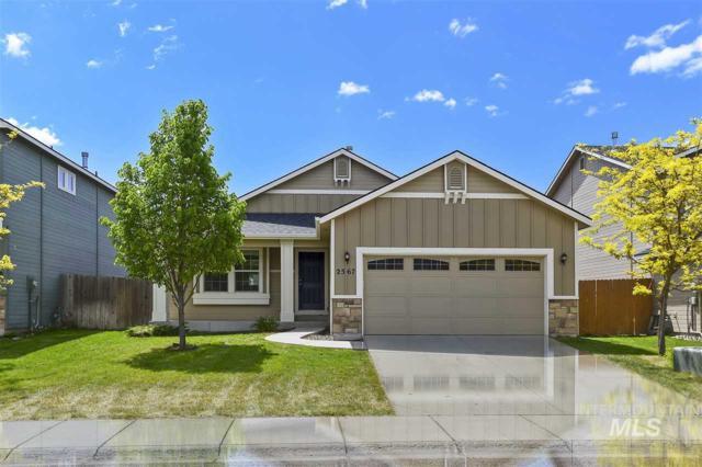 2567 E Griffon, Meridian, ID 83642 (MLS #98731003) :: Boise River Realty