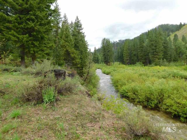 Tax 16, Sec 9, T3n R10e, Featherville, ID 83647 (MLS #98731008) :: Boise River Realty