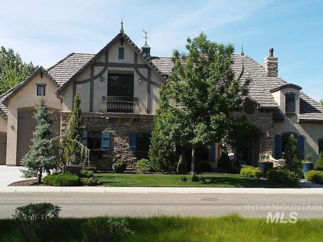 802 W Sherington, Eagle, ID 83616 (MLS #98731009) :: Idahome and Land
