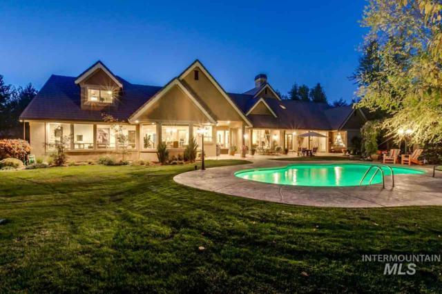 813 W Two Rivers Lane, Eagle, ID 83616 (MLS #98731421) :: Jon Gosche Real Estate, LLC