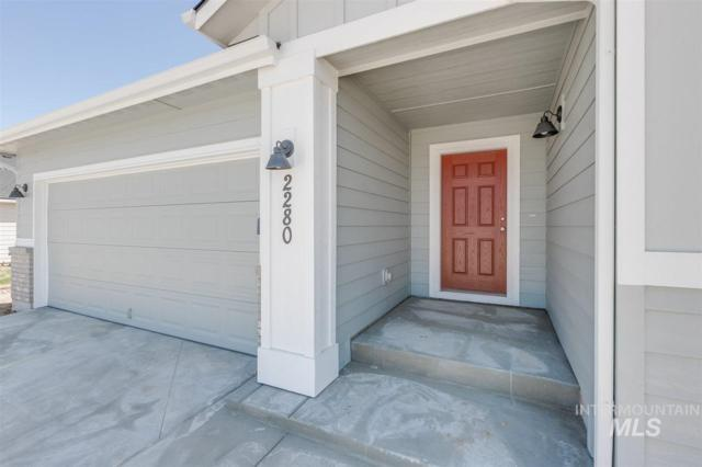 6701 S Catfish Creek Ave, Meridian, ID 83642 (MLS #98731646) :: Alves Family Realty