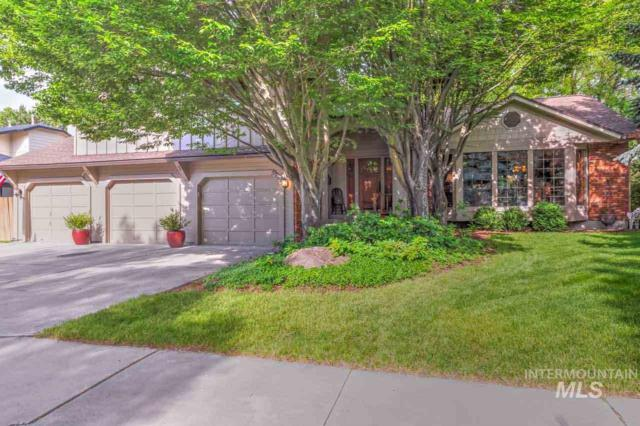 3999 N Marcliffe Place, Boise, ID 83704 (MLS #98731654) :: Jon Gosche Real Estate, LLC