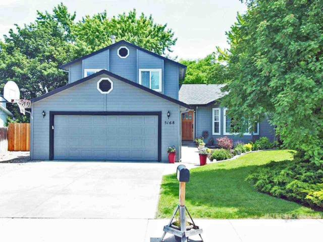 5168 S Cole Road, Boise, ID 83709 (MLS #98731931) :: New View Team