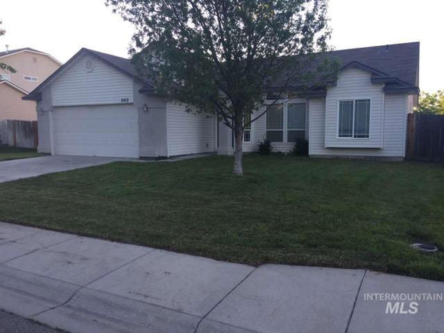 2412 W Baypointe Ave, Nampa, ID 83651 (MLS #98732110) :: New View Team