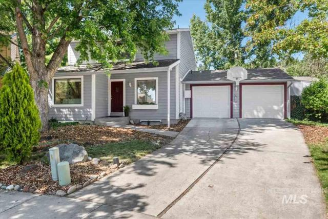 768 N Meaghan Place, Boise, ID 83712 (MLS #98732353) :: New View Team