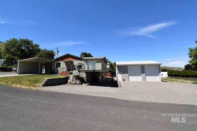 116 Garfield Street, Asotin, WA 99402 (MLS #98732414) :: Jon Gosche Real Estate, LLC