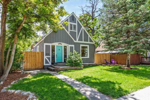 2609 W Madison Ave, Boise, ID 83702 (MLS #98732434) :: Alves Family Realty