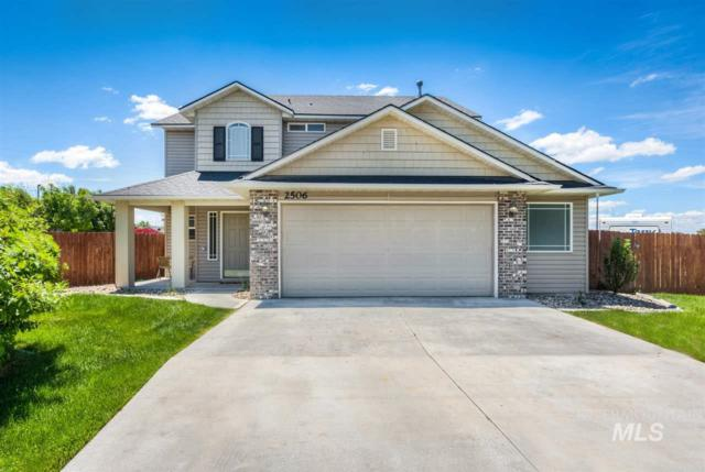 2506 Autumncrest St, Caldwell, ID 83607 (MLS #98732538) :: Jon Gosche Real Estate, LLC