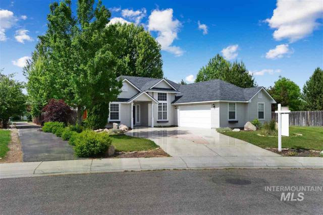 1521 W Colville Court, Eagle, ID 83616 (MLS #98732602) :: Boise River Realty