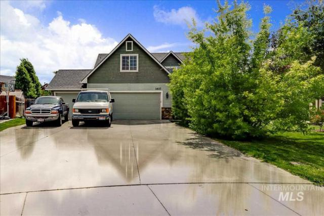 1617 S Clan Pl, Nampa, ID 83686 (MLS #98732666) :: Alves Family Realty