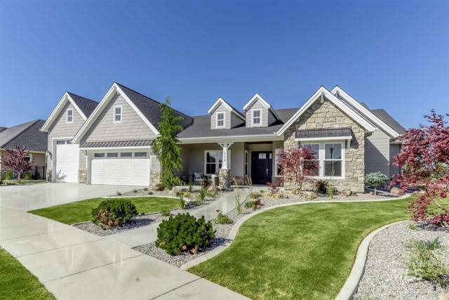 4717 W Salix Court, Meridian, ID 83646 (MLS #98733028) :: Alves Family Realty