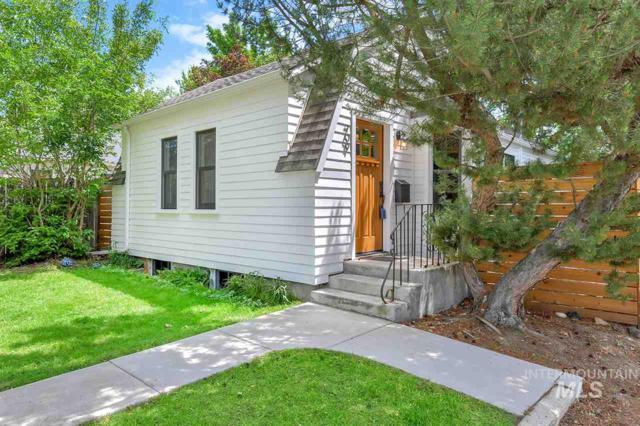 709 W Pueblo St, Boise, ID 83702 (MLS #98733181) :: Jon Gosche Real Estate, LLC