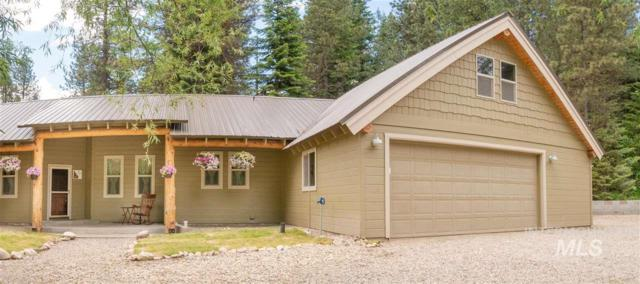 160 Castle Mountain, Garden Valley, ID 83622 (MLS #98733292) :: Jon Gosche Real Estate, LLC