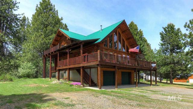 28 Garrett Lane, Cascade, ID 83611 (MLS #98733337) :: Bafundi Real Estate