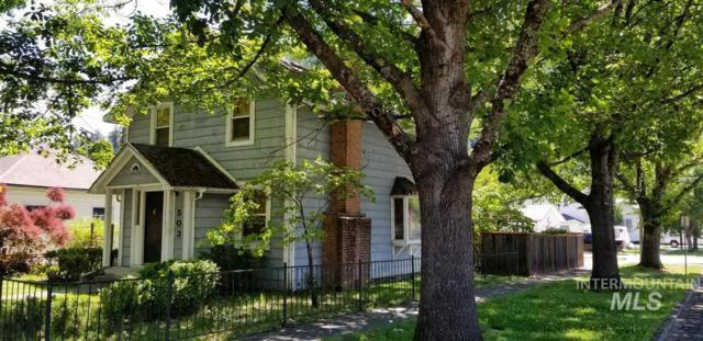 503 Brown Ave, Orofino, ID 83544 (MLS #98733508) :: Boise River Realty