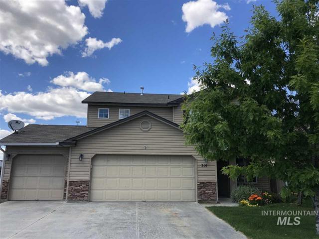 314 W Tallulah, Kuna, ID 83634 (MLS #98733535) :: Jackie Rudolph Real Estate