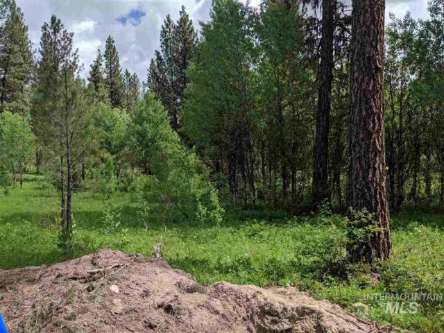 Tract 38 Primrose Ln., Placerville, ID 83631 (MLS #98733556) :: New View Team