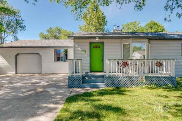 3314 W Hansen, Boise, ID 83703 (MLS #98733562) :: Full Sail Real Estate