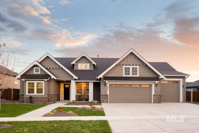 1827 N Rivington Way, Eagle, ID 83616 (MLS #98733586) :: Bafundi Real Estate
