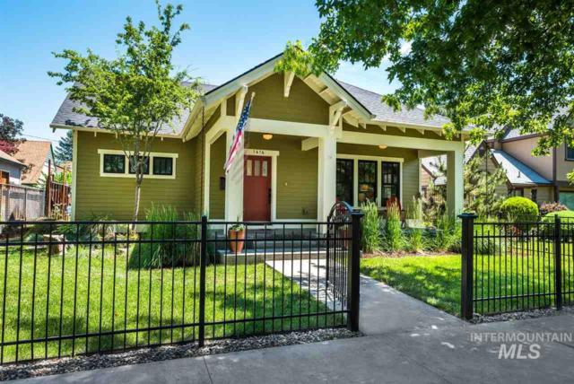1614 N 23rd Street, Boise, ID 83702 (MLS #98733627) :: Alves Family Realty