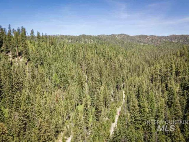 TBD (13.63 AC) Warm Lake Rd, Cascade, ID 83611 (MLS #98733664) :: Bafundi Real Estate